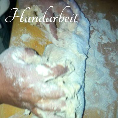 Da Francesco - Unsere Küche - Handarbeit