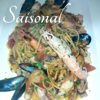 Da Francesco - Unsere Küche - Saisonal