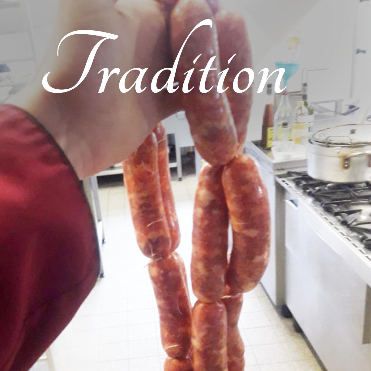 Da Francesco - Unsere Küche - Traditionell