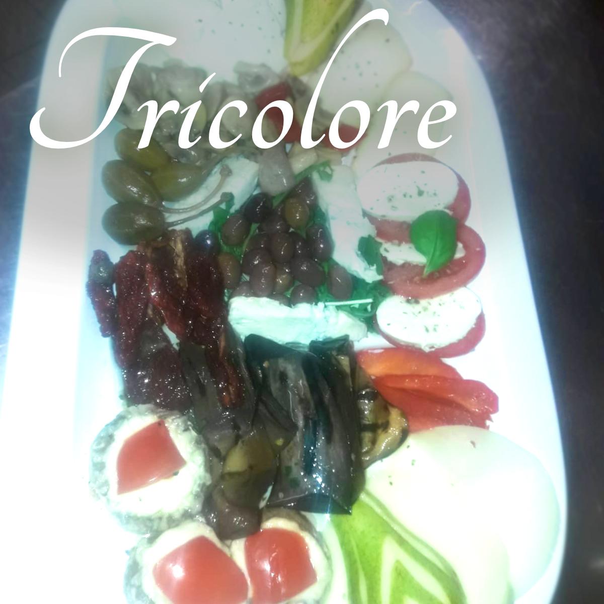 Da Francesco - Unsere Küche - Tricolore